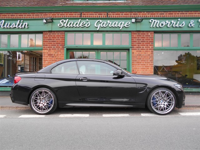used BMW M4 Competition Pack 7k of options in penn-buckinghamshire