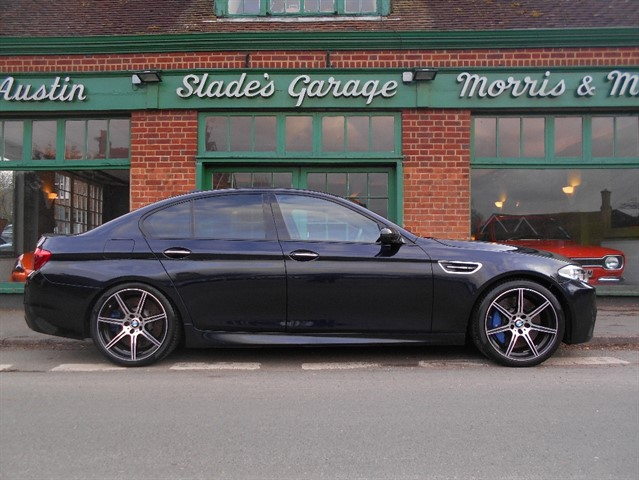 used BMW M5 COMPETITION EDITION in penn-buckinghamshire