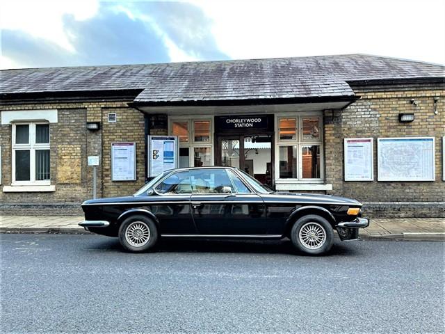used BMW 3.0 CSI CSA Coupe E9 in penn-buckinghamshire