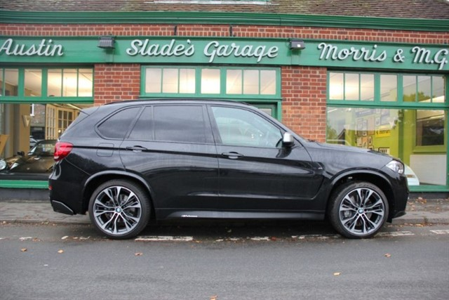 used BMW X5 M 50d M Sport £10,000 of Dealer fitted extras in penn-buckinghamshire