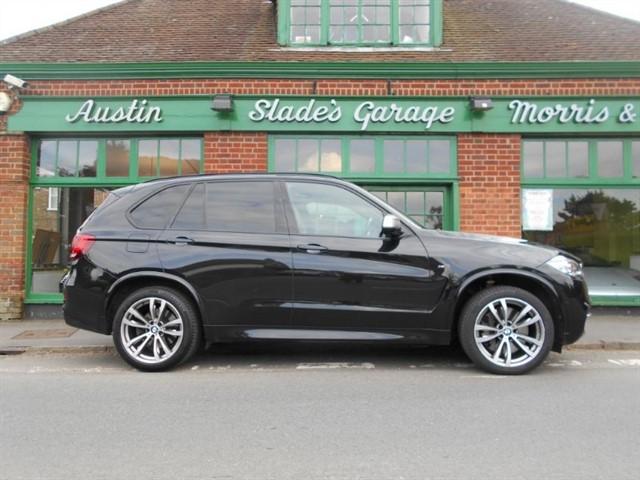 used BMW X5 M 50D in penn-buckinghamshire