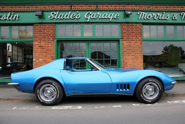 used Chevrolet Corvette  Stingray T-Top 350cc V8 Manual in penn-buckinghamshire