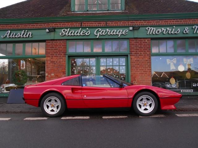 used Ferrari 308 GTSi in penn-buckinghamshire