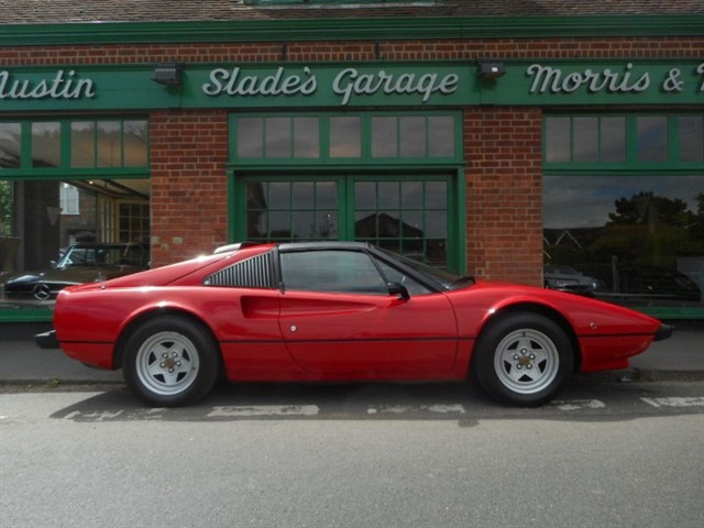 used Ferrari 308 GTSi LHD in penn-buckinghamshire