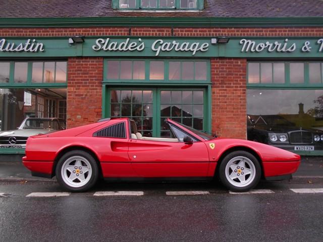 used Ferrari 328 GTS in penn-buckinghamshire