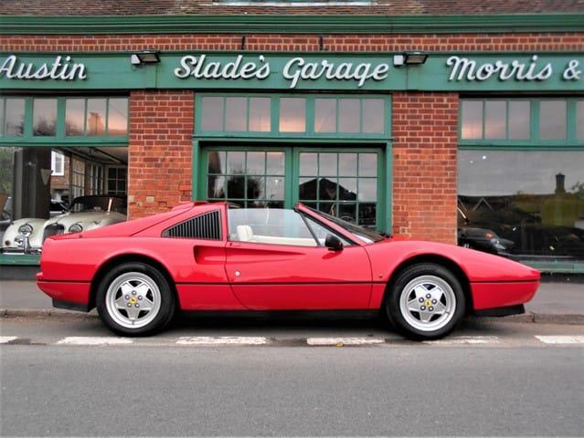 used Ferrari 328 GTS Coupe in penn-buckinghamshire