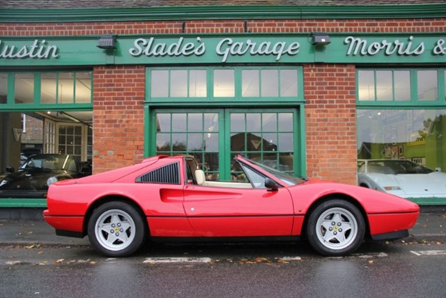 used Ferrari 328 GTS Manual RHD in penn-buckinghamshire