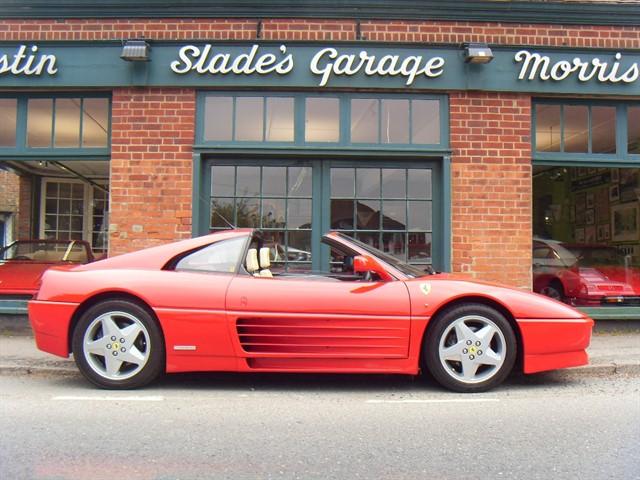 used Ferrari 348 GTS 1 of 15 UK RHD Cars in penn-buckinghamshire