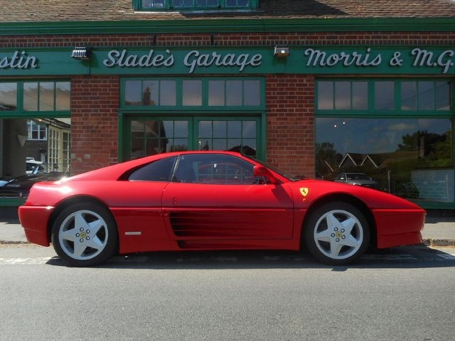 used Ferrari 348 tb LHD in penn-buckinghamshire