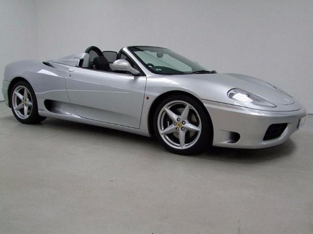 used Ferrari 360 Spider F1  in penn-buckinghamshire