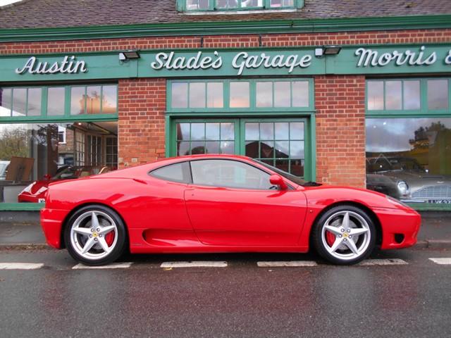 used Ferrari 360 Modena Manual LHD in penn-buckinghamshire