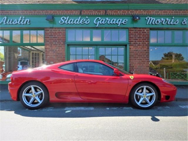 Ferrari 360 for sale
