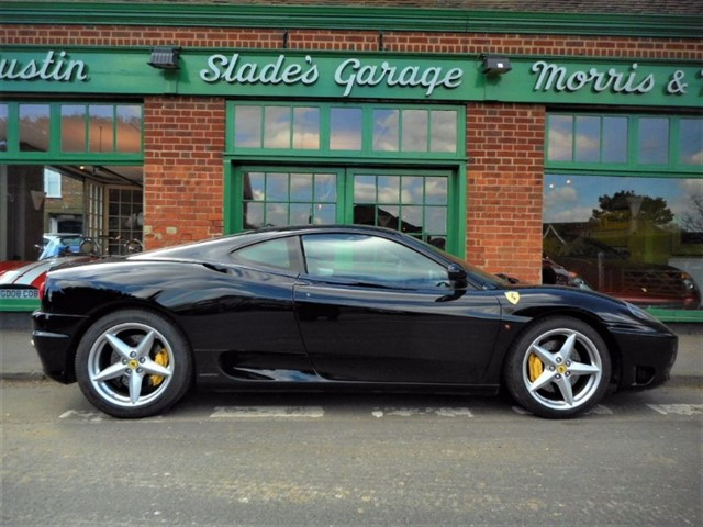 used Ferrari 360 Modena F1 in penn-buckinghamshire