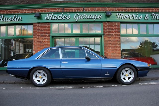 used Ferrari 400 i Automatic in penn-buckinghamshire