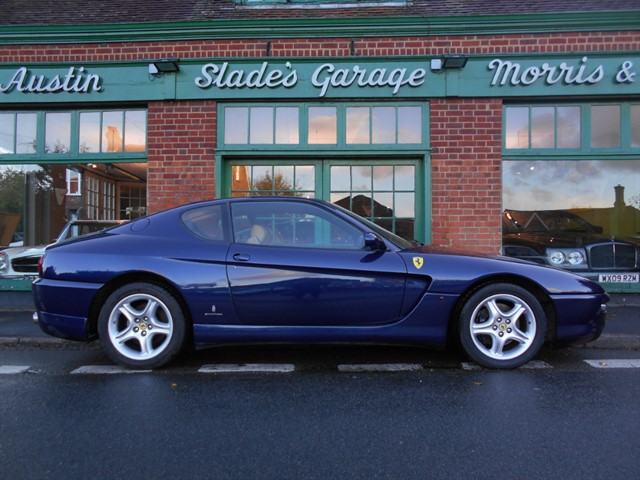 used Ferrari 456 GT Manual RHD in penn-buckinghamshire