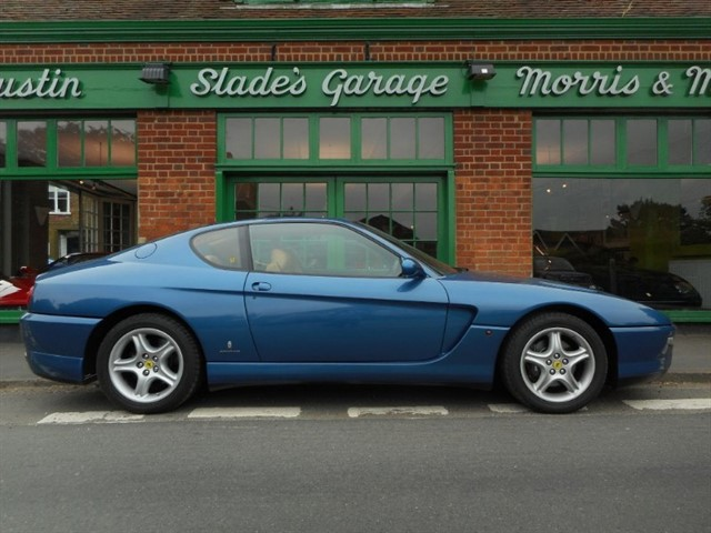 used Ferrari 456 GT RHD Manual in penn-buckinghamshire