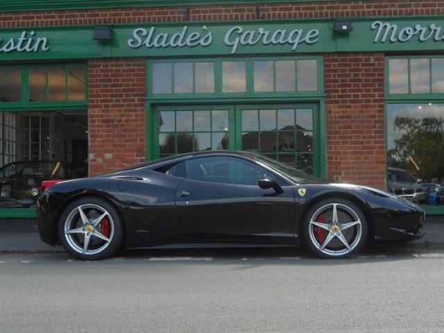 used Ferrari 458 Italia DCT RHD 11,000 Miles in penn-buckinghamshire