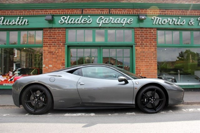 used Ferrari 458 Italia DCT in penn-buckinghamshire
