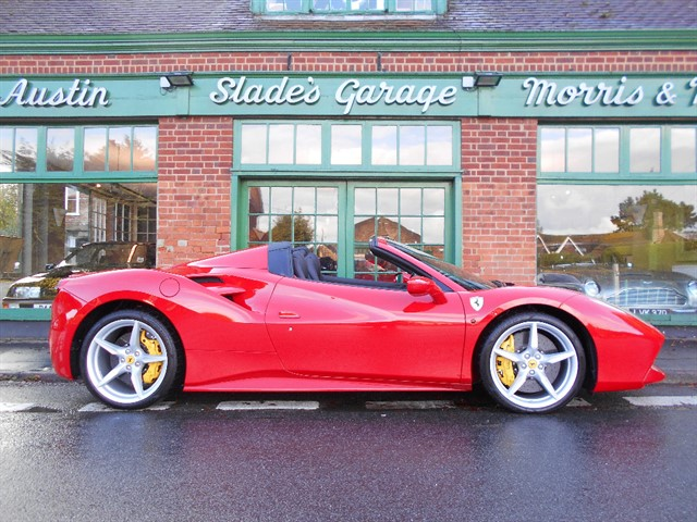 used Ferrari  Spider in penn-buckinghamshire