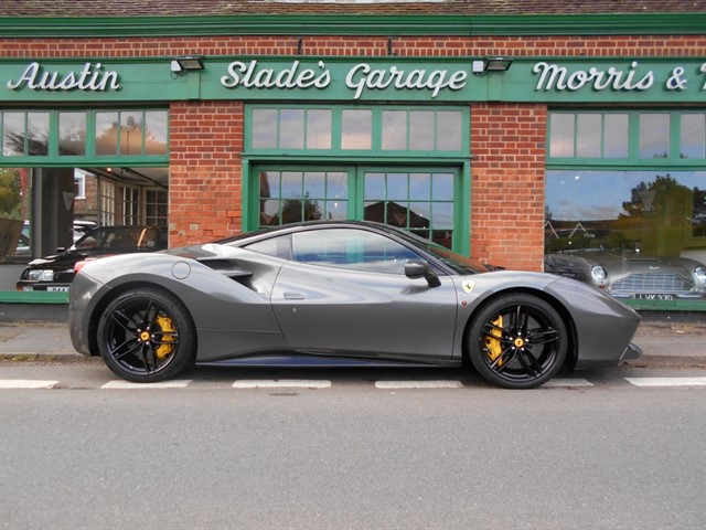 used Ferrari  GTB in penn-buckinghamshire