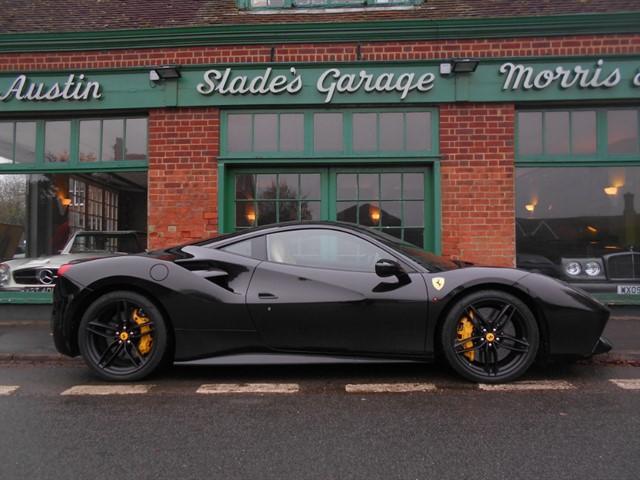used Ferrari 488 GTB 4,300 miles in penn-buckinghamshire