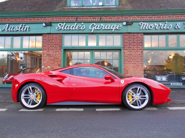 used Ferrari  GTB 6,000 miles in penn-buckinghamshire