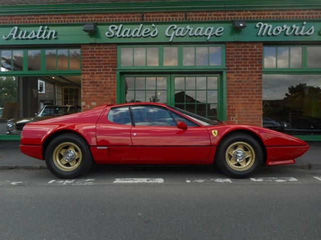 used Ferrari 512 BB RHD in penn-buckinghamshire