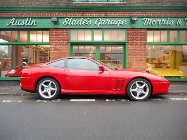 used Ferrari 550 Maranello RHD in penn-buckinghamshire