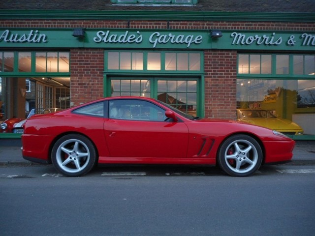used Ferrari 550 Maranello LHD in penn-buckinghamshire