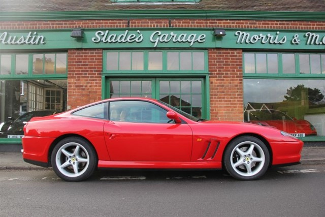 used Ferrari 550 Maranello LHD in penn-buckinghamshire