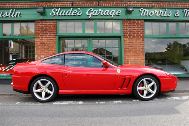 used Ferrari 575M Manual RHD in penn-buckinghamshire