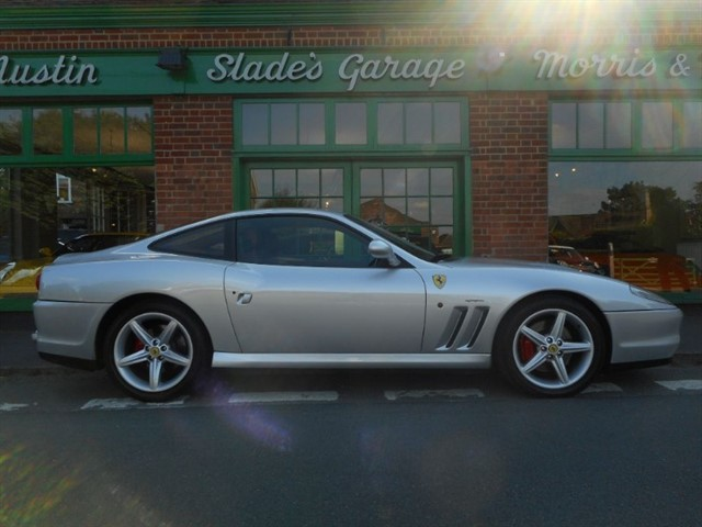 used Ferrari 575M Maranello F1 LHD in penn-buckinghamshire