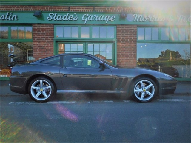 used Ferrari 575M Maranello Manual 1 of 69 UK RHD in penn-buckinghamshire