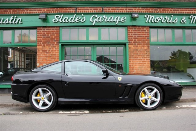 used Ferrari 575M Maranello F1 RHD in penn-buckinghamshire