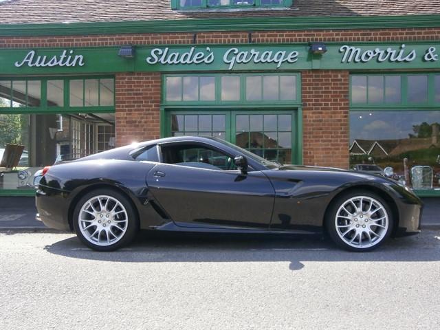 used Ferrari 599 GTB F1 RHD in penn-buckinghamshire