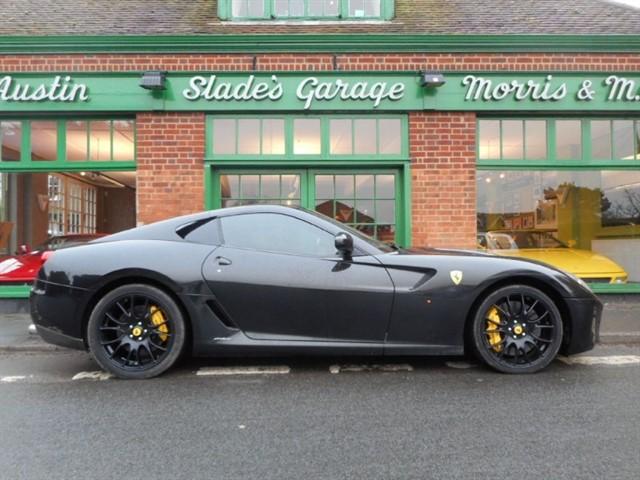 used Ferrari 599 GTB Fiorano F1 in penn-buckinghamshire