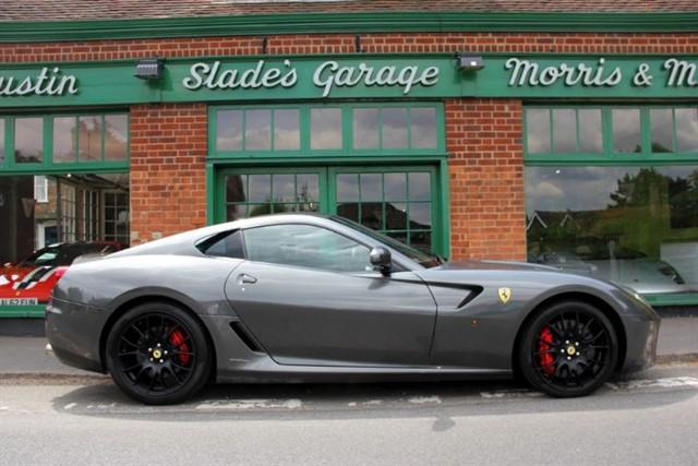 used Ferrari 599 GTB Fiorano F1 RHD in penn-buckinghamshire