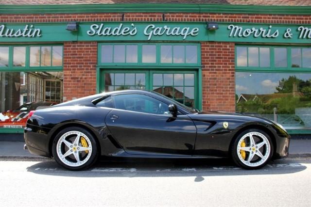 used Ferrari 599 GTB Fiorano HGTE F1 in penn-buckinghamshire