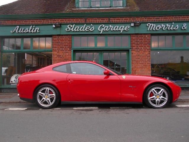 used Ferrari 612 Scaglietti F1 RHD in penn-buckinghamshire