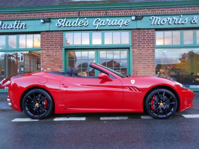 used Ferrari California 2 PLUS 2 in penn-buckinghamshire