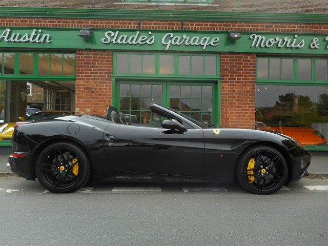 used Ferrari California DD in penn-buckinghamshire