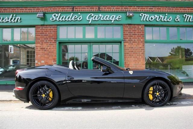 used Ferrari California T DD in penn-buckinghamshire