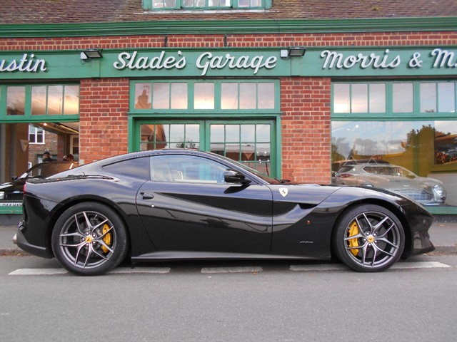 used Ferrari F12berlinetta AB in penn-buckinghamshire