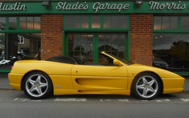 used Ferrari F355 Spider Manual RHD in penn-buckinghamshire