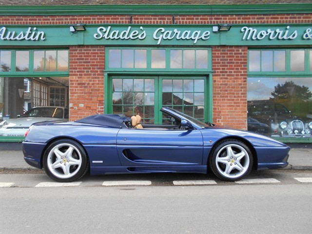 used Ferrari F355 Spider Manual in penn-buckinghamshire