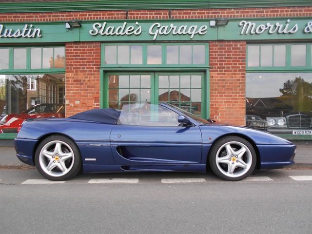 used Ferrari F355 Spider Manual RHD in penn-buckinghamshire