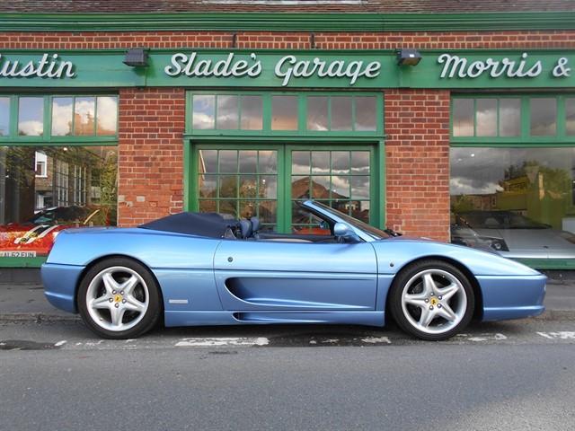 used Ferrari F355 Spider F1 RHD in penn-buckinghamshire