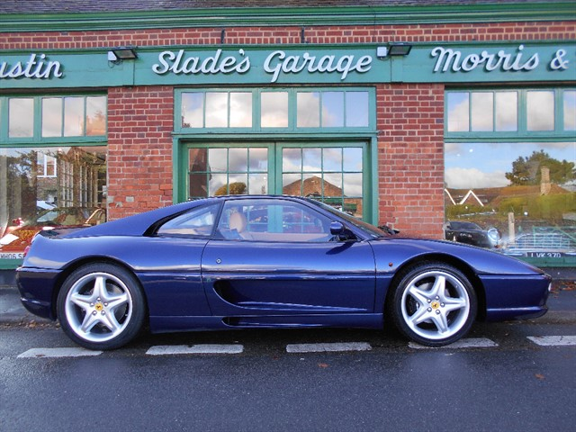 used Ferrari F355 Berlinetta RHD 6 speed Manual in penn-buckinghamshire