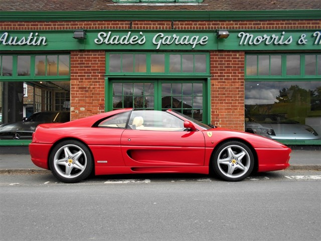 used Ferrari F355 GTS in penn-buckinghamshire