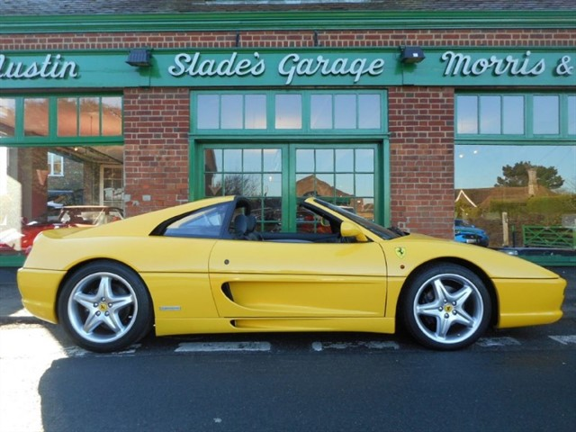 used Ferrari F355 GTS Manual RHD in penn-buckinghamshire
